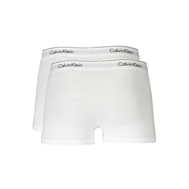 2 pack trunks -White