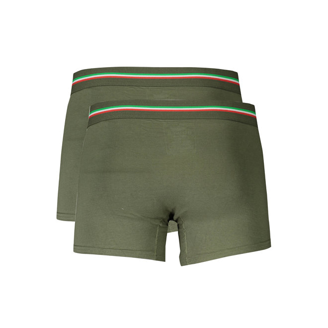 2 Pack Boxers - Army Green