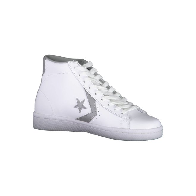 Mid 76 Pro Leather - White