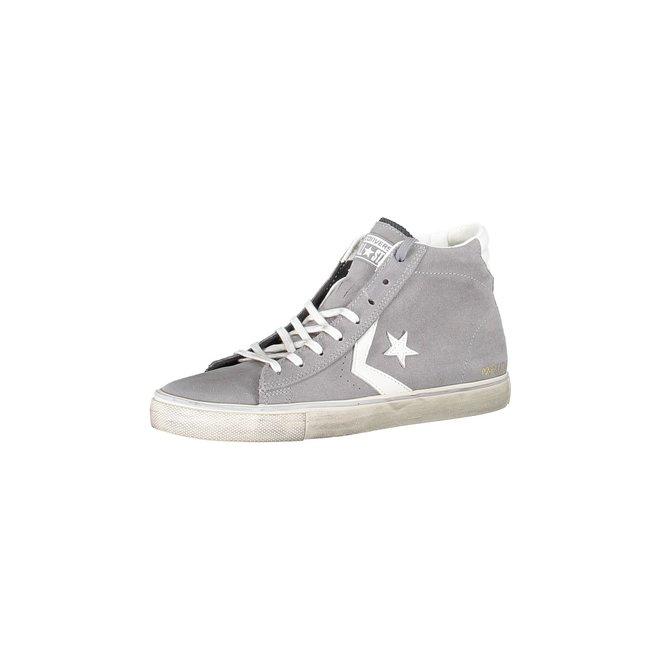 Hi -Top trainers - Grey