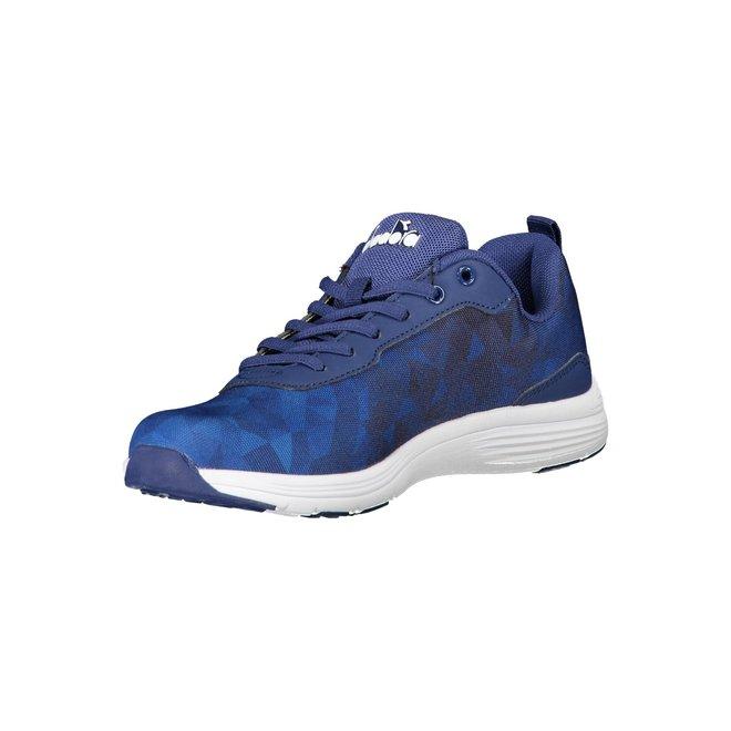 Swan Sneakers men navy