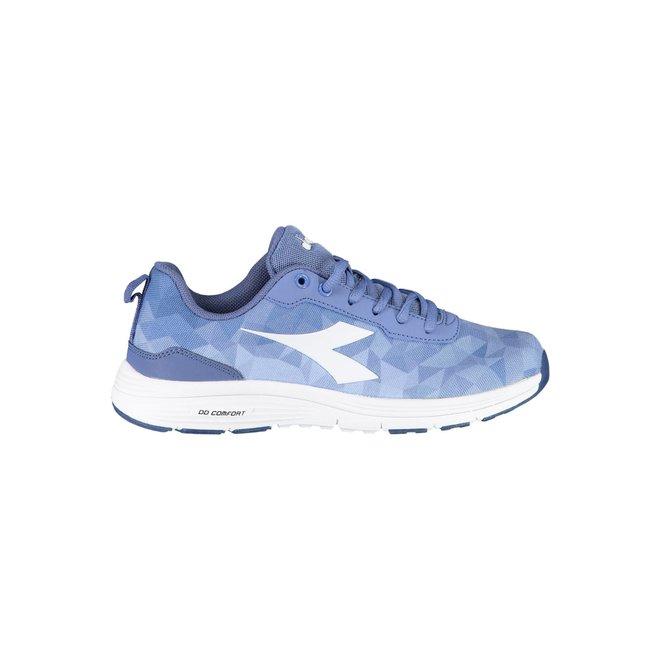 Swan Sneakers women blue