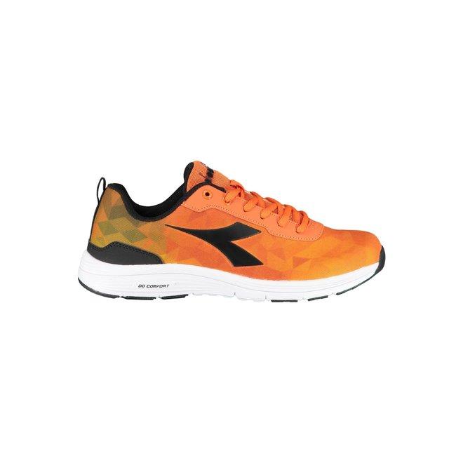 Swan Sneakers men orange