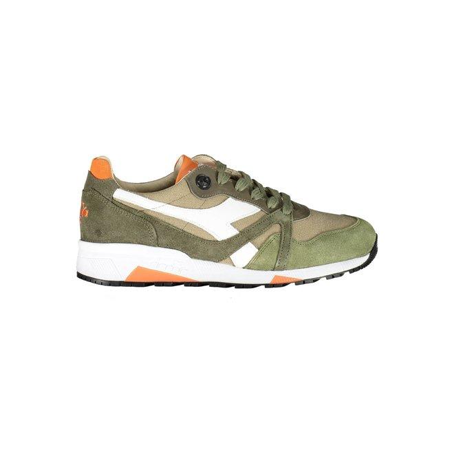 Green N9000 Diadora H C Sw Sneakers
