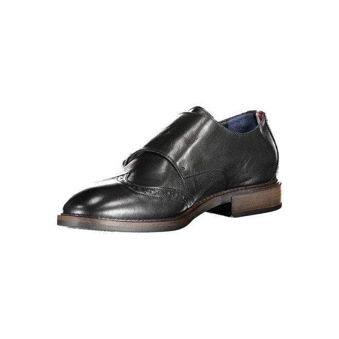 Leather Buckle Design Brogues shoes men