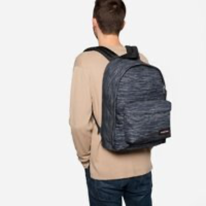 Out Of Office rugzak  - Knit Grey