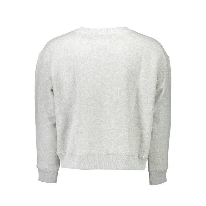 Logo relaxed fit  Sweatshirt  - Grey
