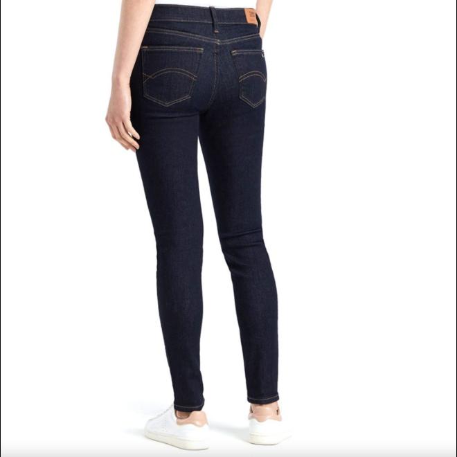Nora mid medium rise skiny-fit