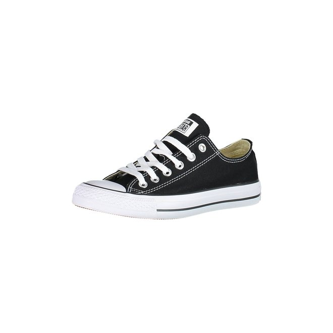 Chuck Taylor All star canvas low top M9166C - Black