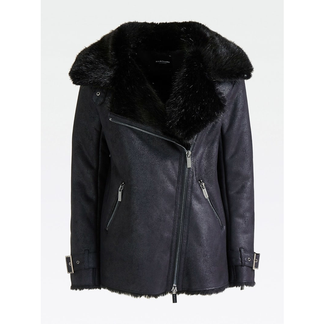 Guess Marciano Faux Fur Jacket