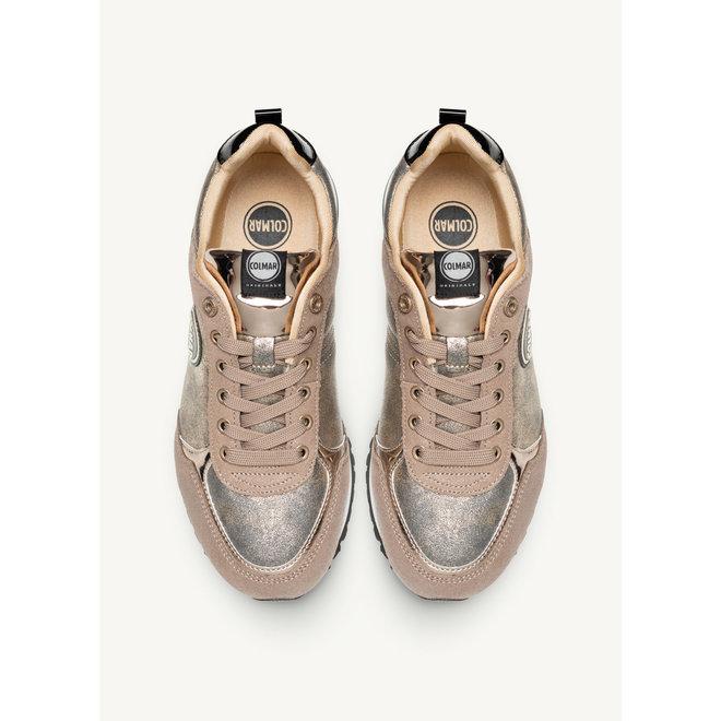 Travis Punk Women's Sneakers - Beige