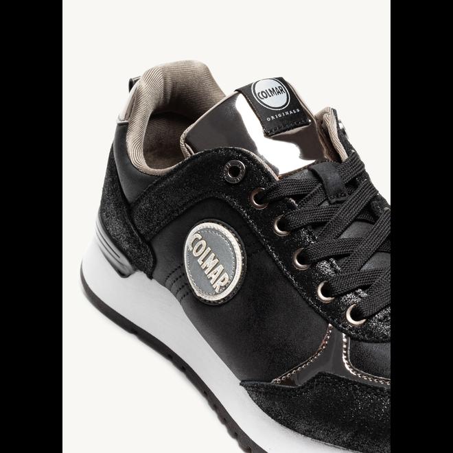 Travis Punk Women's Sneakers - Black