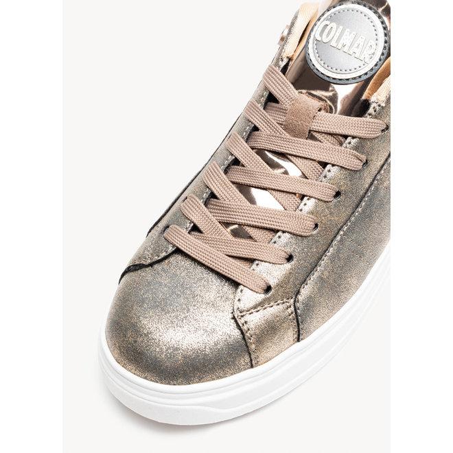 Bradbury H-1 Punk Women's Sneakers - Beige