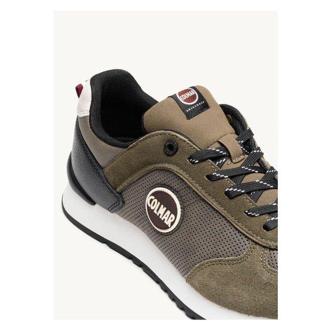 Travis Drill 01 Men's Sneakers - Green