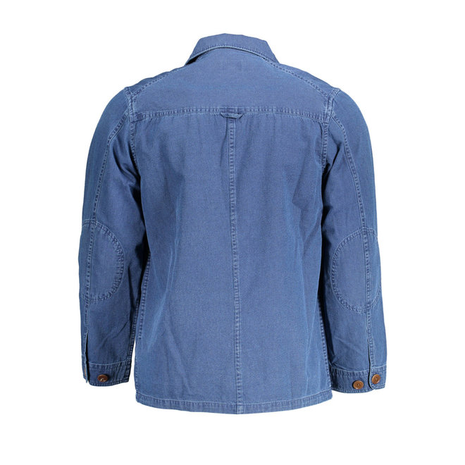 Indigo Royal Oxford Overshirt