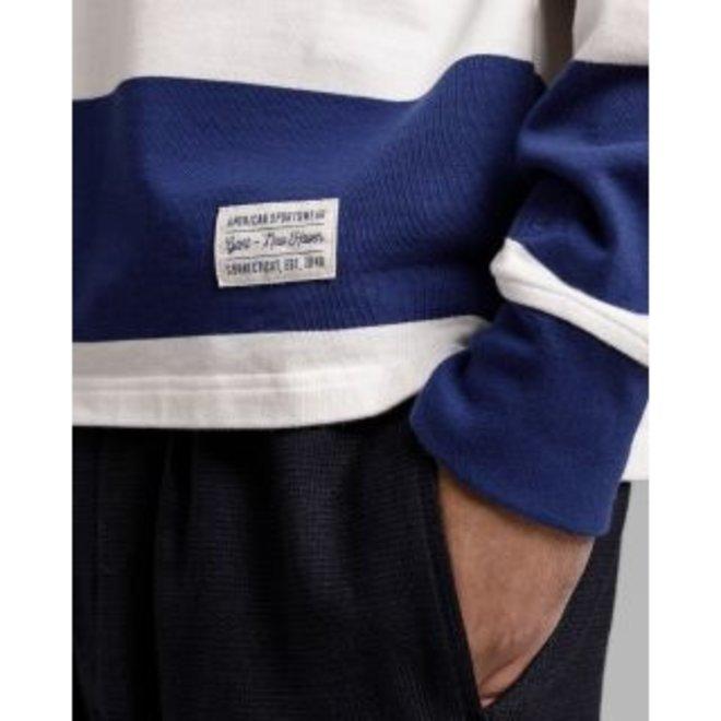 Barstripe Hugger Rugby Shirt