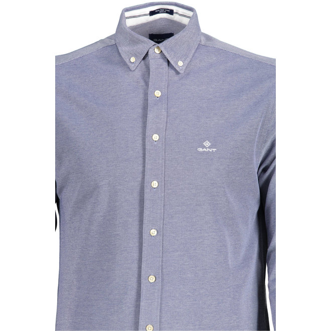 Tech Prep™ Regular Fit Piqué Shirt