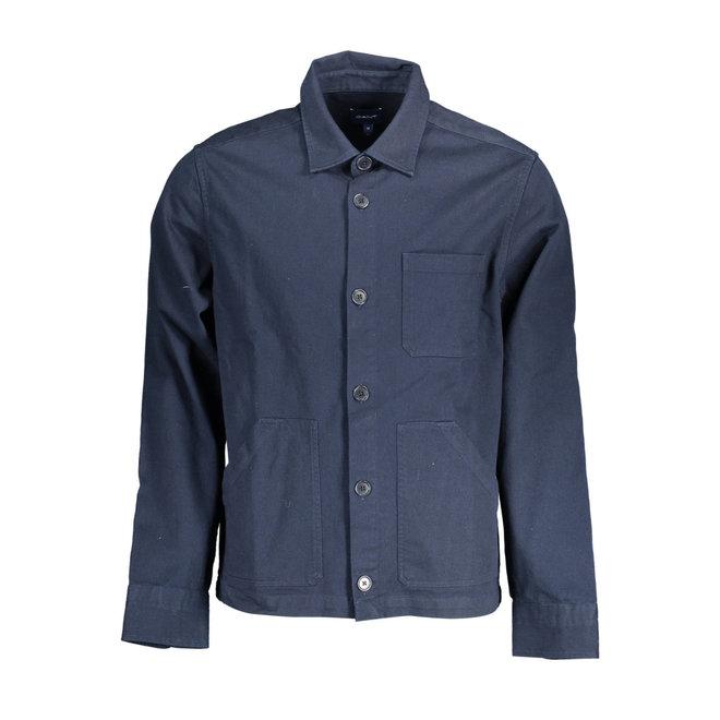 Blue Overshirt men