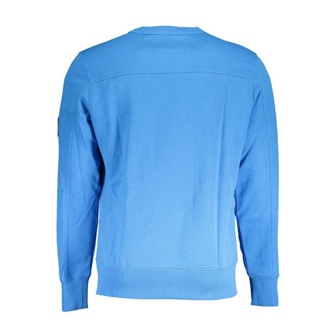 Organic Cotton Sweatshirt - Light blue