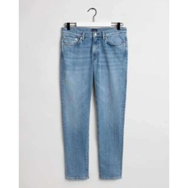 Blue Slim Fit Jeans men