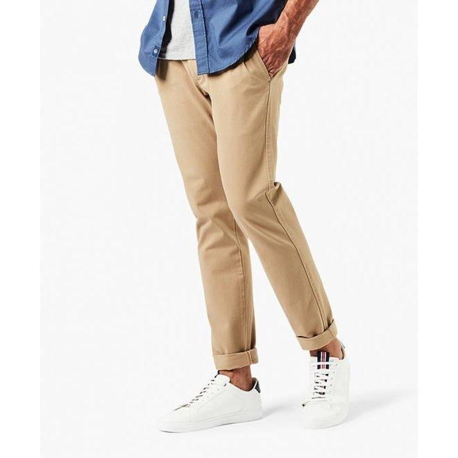 Alpha Men's Skinny Khakis