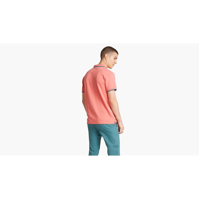 Performance Polo, Slim Fit - Red