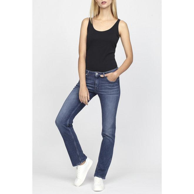Straight Cottonized Jeans