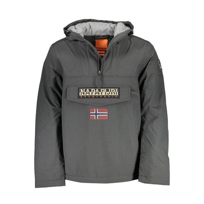 Jacket Rainforest Winter 2  - Grey