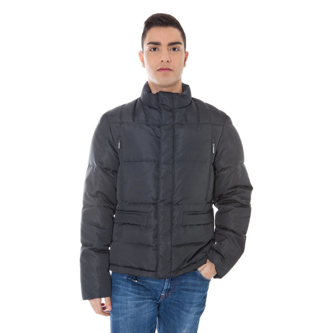 Padded jacket - Dark grey