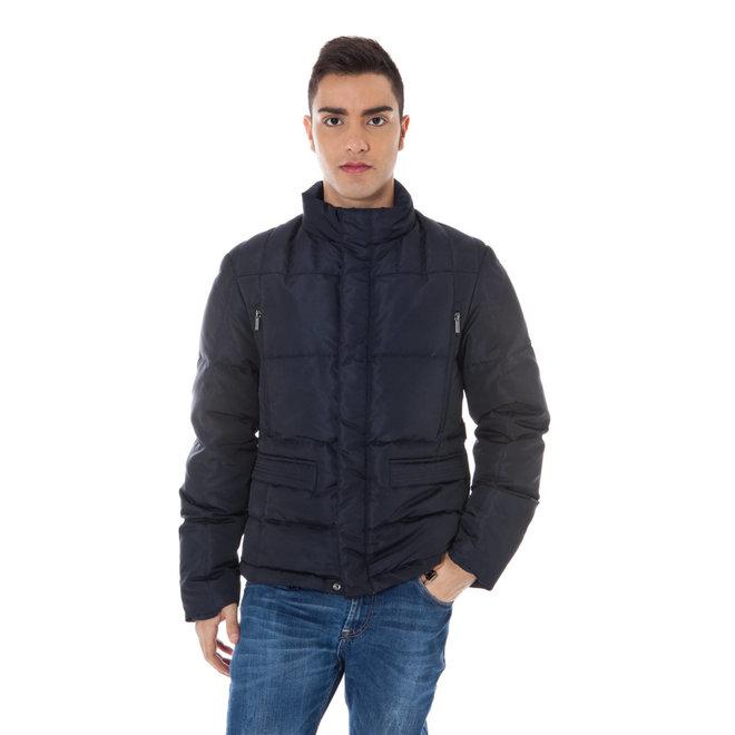 Padded jacket - Dark blue