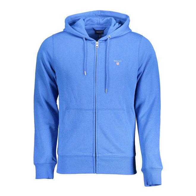 Blue Original Full-Zip Hoodie