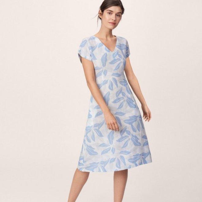 Airy Leaf Dress