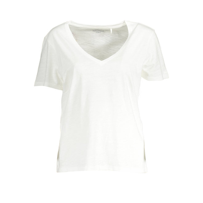White Sunfaded T-Shirt women