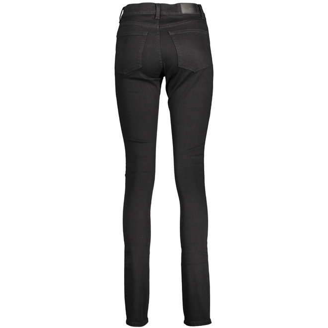 Skinny Fit Super Stretch Jeans - Black