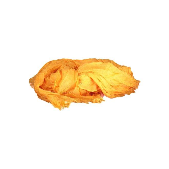 Yellow scarf men