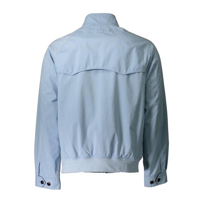 Cotton Hampshire Jacket - Light blue