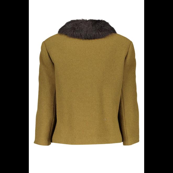Wool Blazer jacket women