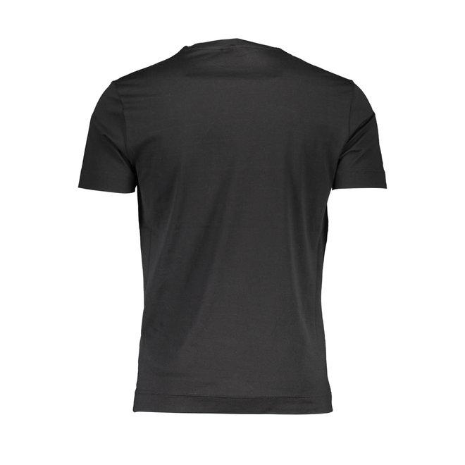 Eagle Logo regular fit T-Shirt - Black