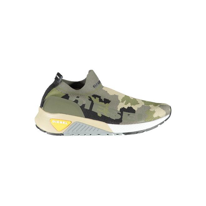 S-Kb Athl Sock Y02054 Sneakers Men - Camouflage/Green