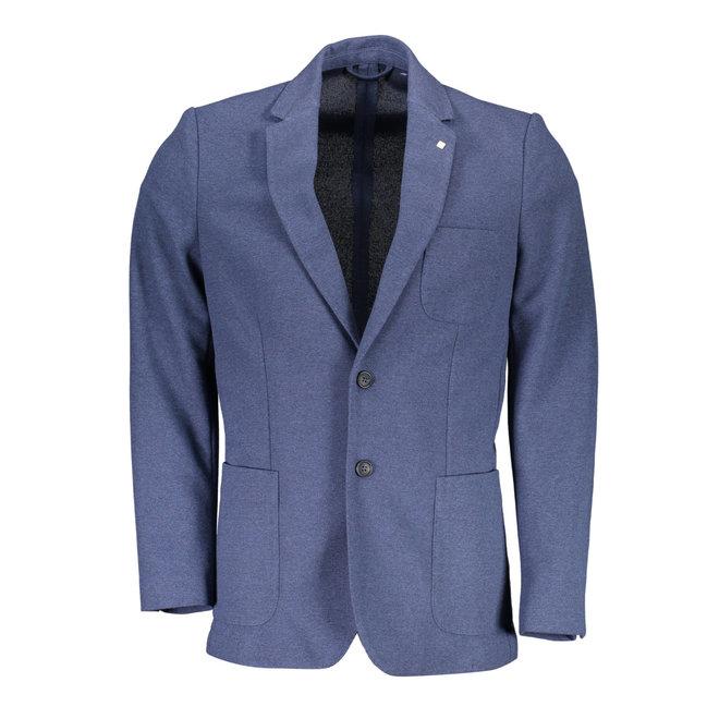 Cotton Piqué Suit Jacket