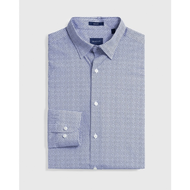Signature Print Slim Fit shirt
