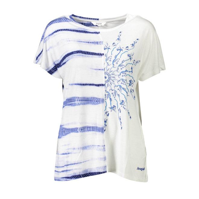 Oversize T-shirt mandala