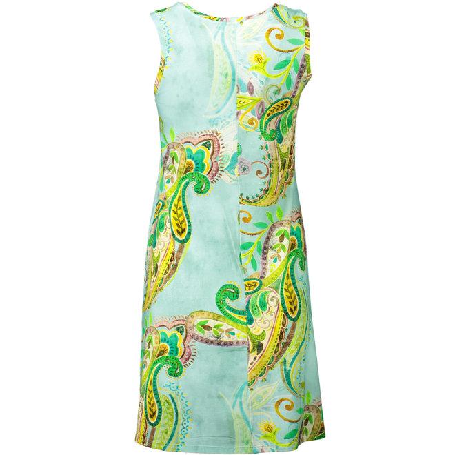 Short sleeveless dress