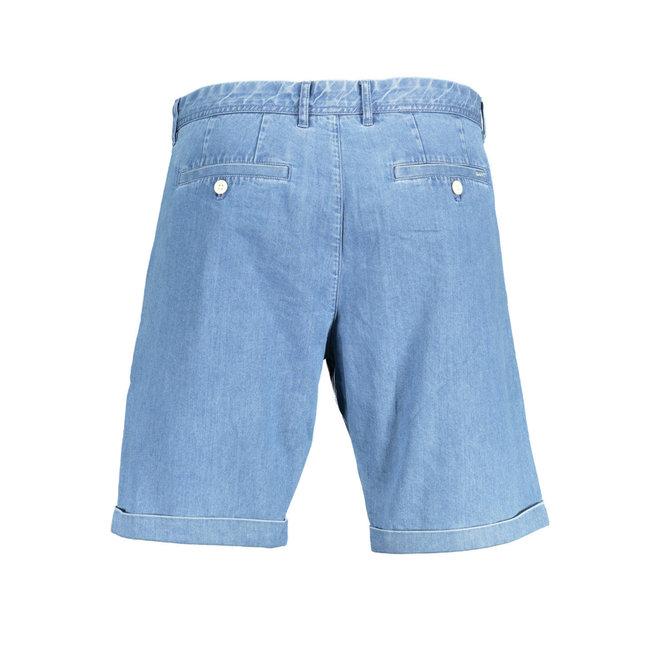 Regular Fit Jean Shorts