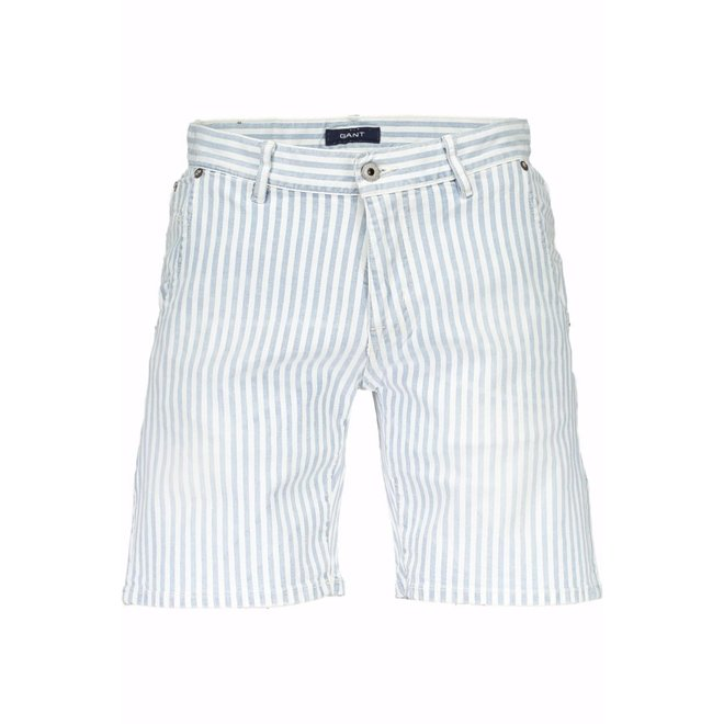 Relaxed Fit striped Shorts