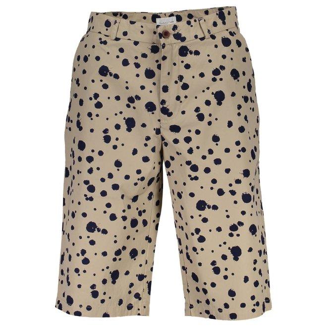 Printed Spot Shorts Men