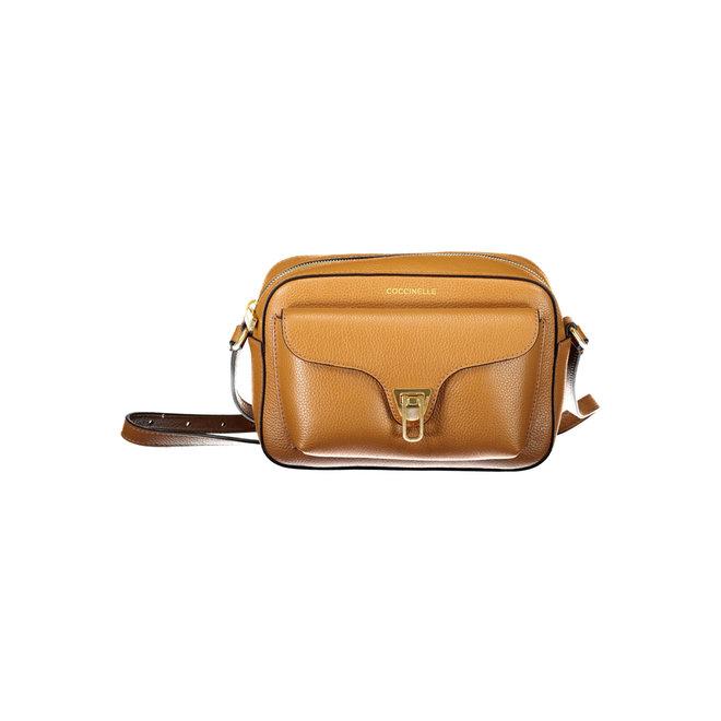 Beat Soft Handbag - Caramel