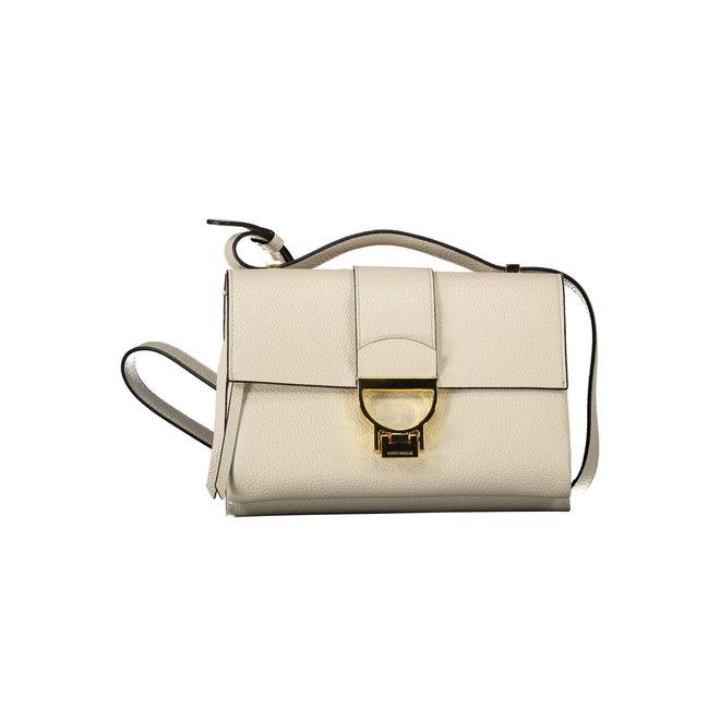 Lambskin White Arlettis Bag