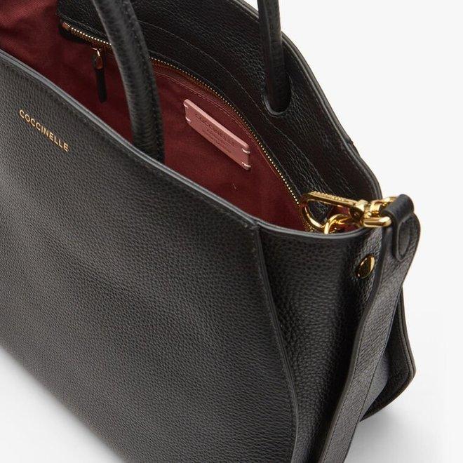Concrete Medium Bag - Black