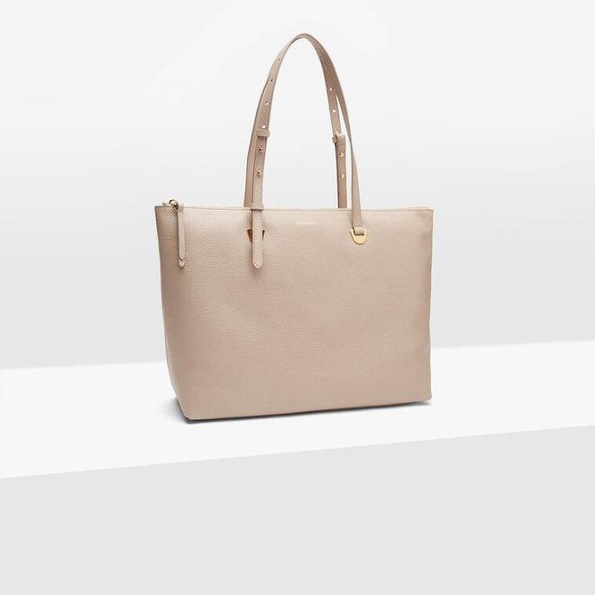 LEA Shopper Bag - Powder Pink